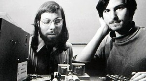 Steve Wozniak an Steve Jobs