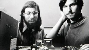 Steve Wozniak an Steve Jobs