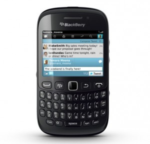 BlackBerry Curve 9920
