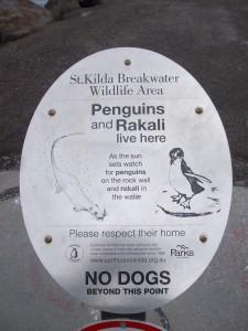St. Kilda Breakwater Wildlife Area