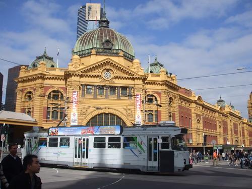 Transportasi Publik di Melbourne