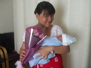 Bunga Mawar dari Suami