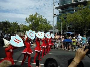 Melbourne Moomba Festival 2013