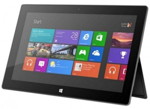 Spesifikasi Microsoft Surface Pro