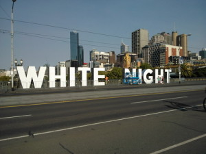 White Night Melbourne 2013 Review