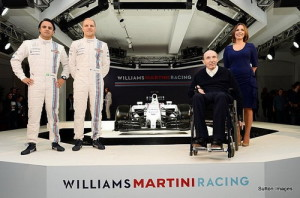Williams Martini Racing, 2014