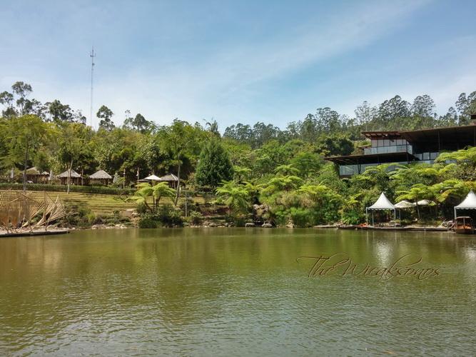 Burangrang Cafe Dusun Bambu