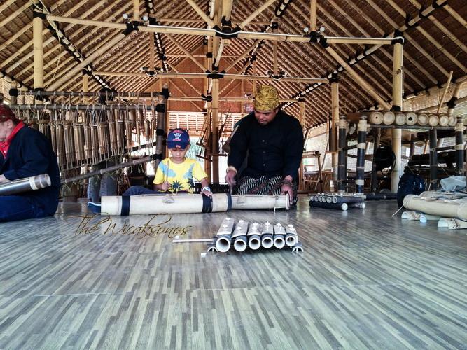 Rongga Budaya Dusun Bambu