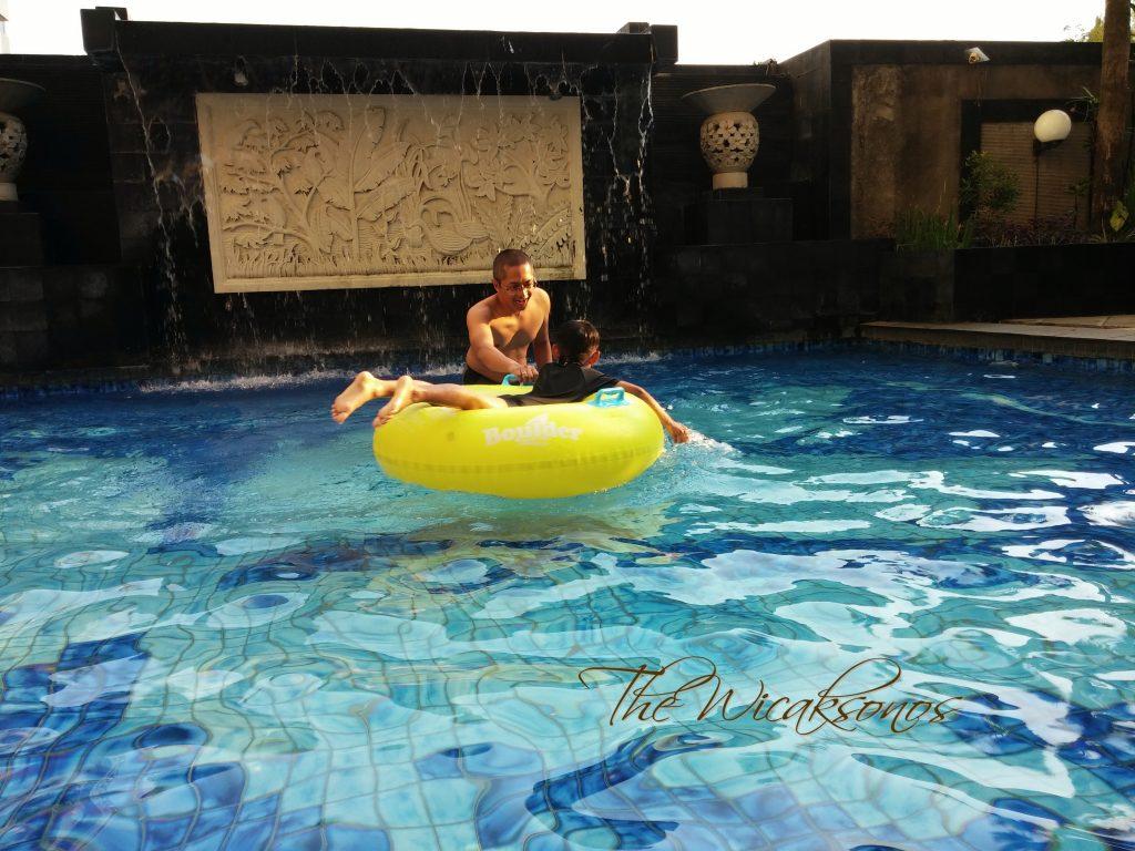 Swimming Pool Galeri Ciumbuleuit Hotel